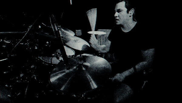 drummer of the Death Thrash Metal band Veins